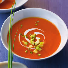 tomatesuppe